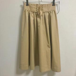 コルザ(COLZA)のスカート(ひざ丈スカート)