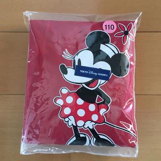 ディズニー(Disney)のディズニー レインポンチョ 110(レインコート)