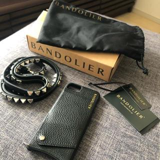 エストネーション(ESTNATION)のBandolier【iPhone】 JENNY SILVER ジェニー シルバー(iPhoneケース)