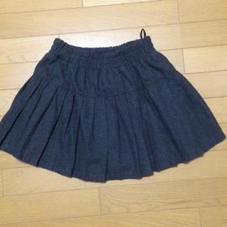 ギャルフィット(GAL FIT)のGAL FIT チャコールグレー スカート(ミニスカート)