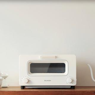 バルミューダ(BALMUDA)のバルミューダ  トースター  ホワイト(調理機器)