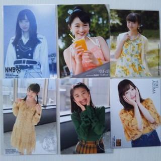 エヌエムビーフォーティーエイト(NMB48)のNMB48 ▼特典写真6枚(アイドルグッズ)