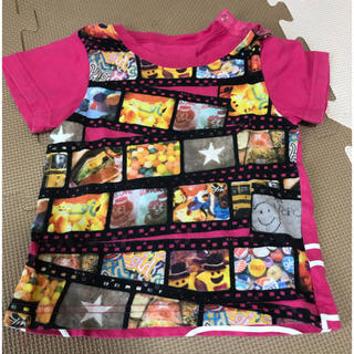 エックスガールステージス(X-girl Stages)のエックスガールステージス☆ティシャツ(Tシャツ/カットソー)