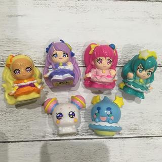 スター トゥインクルプリキュア  すくい人形 6個(キャラクターグッズ)