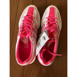 アディダス(adidas)のadizero mana7 (シューズ)