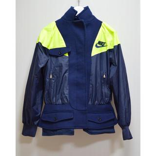 サカイ(sacai)の15AW 新品 NikeLab x Sacai  Jacket XS NIKE (スタジャン)