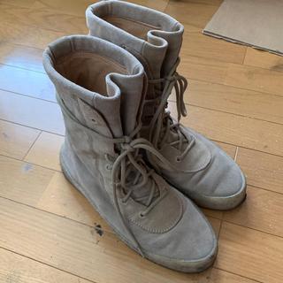 adidas - yeezy season2 crape boots