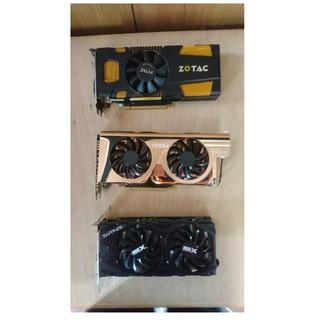 ジャンク グラフィックボード GTX560TI GTX570 HD7850