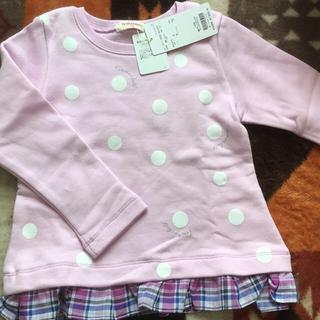 ティンカーベル(TINKERBELL)の子供服(Tシャツ/カットソー)