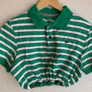 ナイキ(NIKE)のリメイクポロシャツ(ポロシャツ)