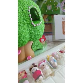 エポック(EPOCH)のシルバニアファミリー妖精さんのひみつの木ギフトセット(ぬいぐるみ/人形)