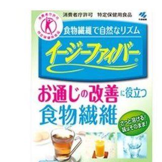 コバヤシセイヤク(小林製薬)のイージーファイバー56本 トクホ 小林製薬(その他)