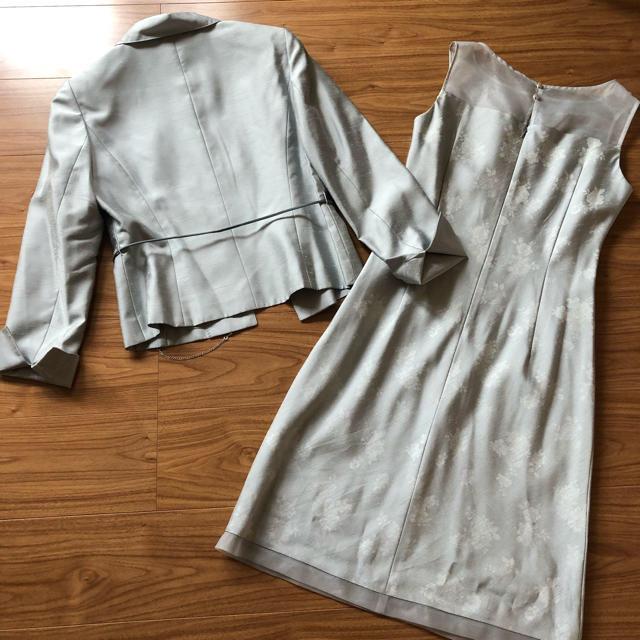 b4afc0427a9b5 フォーマルワンピースセット 11号 レディースのフォーマル ドレス(スーツ)の商品写真