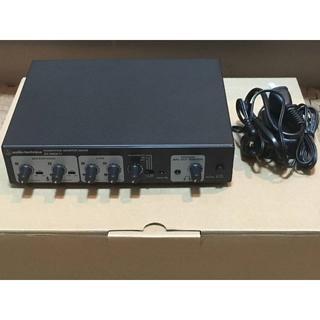 audio-technica AT-HMX71 ハイレゾ (Hi-Res )(ミキサー)