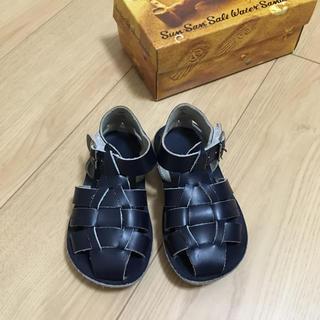 コドモビームス(こどもビームス)のソルトウォーター サンダル Salt Water Sandals 7(サンダル)