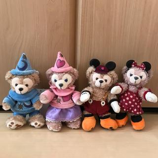 Disney - ダッフィー  シェリーメイセット