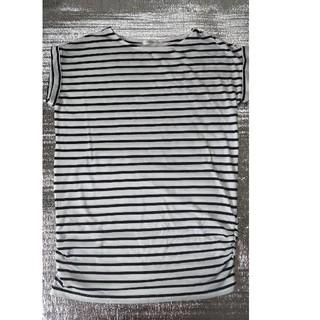 コルザ(COLZA)のボーダーカットソー Tシャツ (Tシャツ(半袖/袖なし))