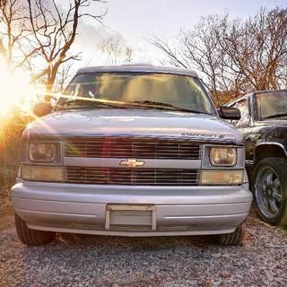 シボレー(Chevrolet)のシボレー アストロ スタークラフト(車体)