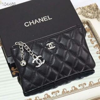 美品 Chanel 小銭入れ