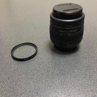 ペンタックス(PENTAX)のPENTAX FA 1:4-56 35-80mm Kマウント プロテクター付き(レンズ(ズーム))