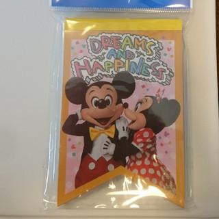 Disney - 新品 ディズニー 実写 メモ ミッキー ミニー ディズニーランド