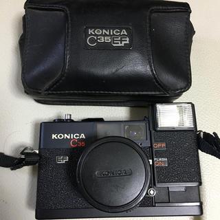 コニカミノルタ(KONICA MINOLTA)のKonica c35 FE(フィルムカメラ)