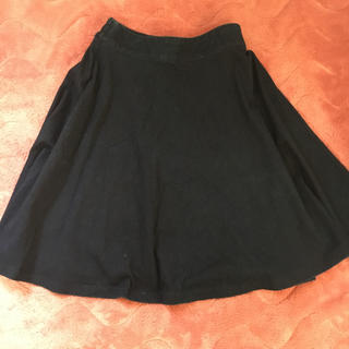 コルザ(COLZA)のデニムフレアスカート(ひざ丈スカート)