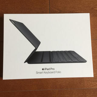 アップル(Apple)のSmart Keyboard folio iPad Pro 11インチ(iPadケース)