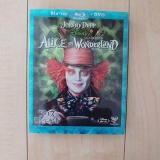 ディズニー(Disney)のアリス·イン·ワンダーランド Blu-ray(外国映画)