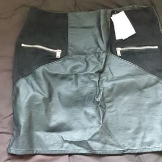 エイチアンドエイチ(H&H)の新品未使用 H&Mスカート(ミニスカート)