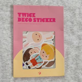 ウェストトゥワイス(Waste(twice))のTWICE DEKO STICKER(K-POP/アジア)