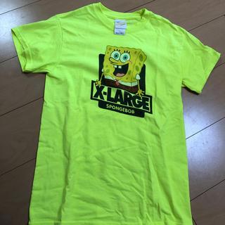 エクストララージ(XLARGE)のエクストララージ スポンジボブ Tシャツ (Tシャツ/カットソー(半袖/袖なし))