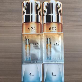 エスト(est)のest エストザローション エスト 化粧水 サンプル(サンプル/トライアルキット)