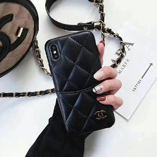 CHANEL - CHANEL iPhone用ケース