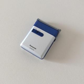 パナソニック(Panasonic)のシェーバー 携帯型 パナソニック ES-RS10(メンズシェーバー)