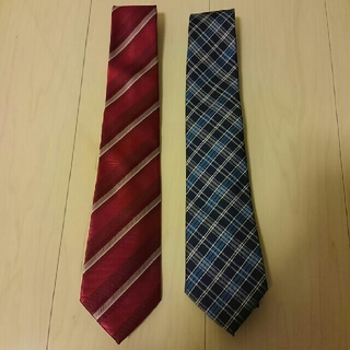 ネクタイ 2本セット(その他)