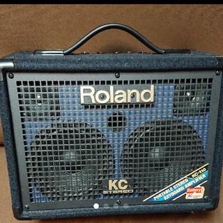 ローランド(Roland)のKC 110 キーボード アンプ 電池駆動(キーボード/シンセサイザー)