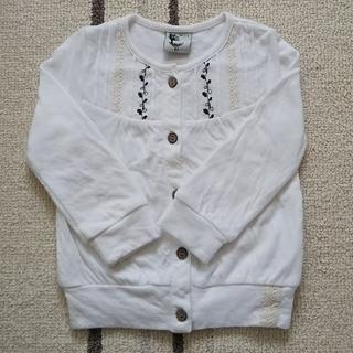 シャマ(shama)のShama Maruta カーディガン 女の子 90(Tシャツ/カットソー)