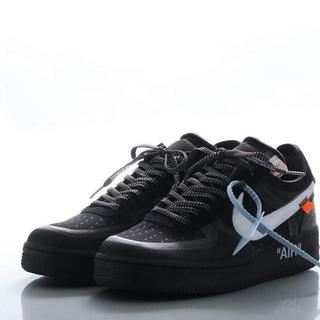NIKE - OFF-WHITE NIKE THE 10 AIR FORCE 1 LOW