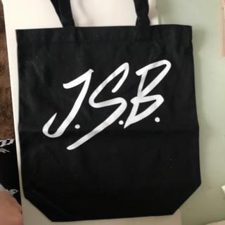 サンダイメジェイソウルブラザーズ(三代目 J Soul Brothers)の【値下げ】JSB トートバッグ(トートバッグ)