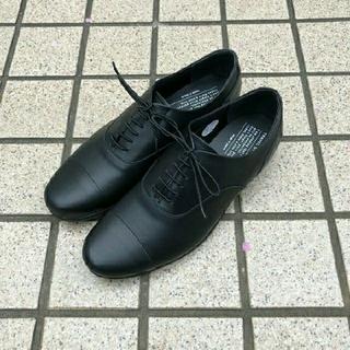 ショセ(chausser)のらら様専用☆ ショセ chausser シューズ 37  黒(ローファー/革靴)