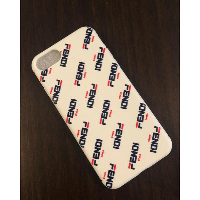 iphone7 軍用 | FENDI - 新品未使用 FENDI  iPhoneケース iPhone 8 ケースの通販 by yuzu♡'s shop|フェンディならラクマ