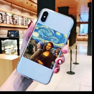 モナリザ iPhoneXSケースC