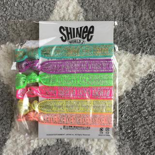 新品 SHINee ヘアタイセット