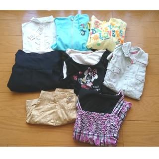 エンジェルブルー(angelblue)の女の子向け キッズ服 160 まとめ売り(その他)