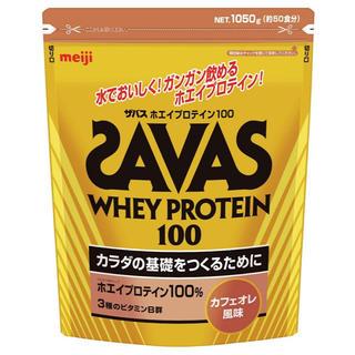 ザバス(SAVAS)のザバス☆ホエイ プロテイン(プロテイン)