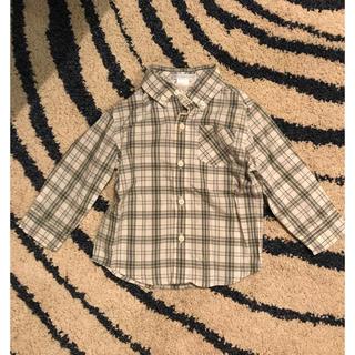 ジンボリー(GYMBOREE)のジャニーアンドジャック  襟付きシャツ(シャツ/カットソー)