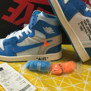 OFF-WHITE - NIKE AIR JORDAN 1 X OFF-WHITE NRG 28.5