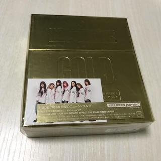 ハピネス(Happiness)のHappiness GOLD(CD+DVD+LIVEDVD)(ポップス/ロック(邦楽))