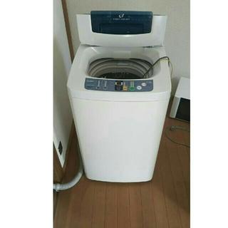 Haier - ハイアール 全自動洗濯機 風乾燥 4.2kg 2015年